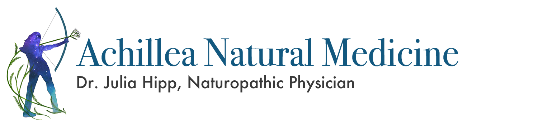About Dr  Julia Hipp - Achillea Natural Medicine - Naturopath Bellingham