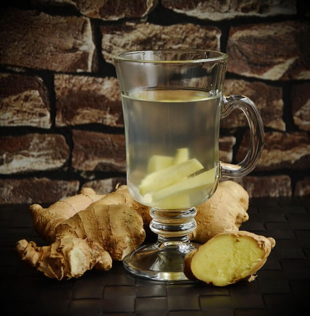 How can ginger help me through the winter?